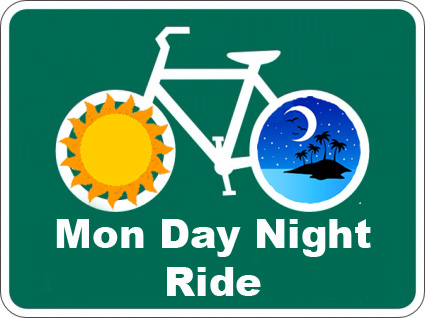 Mon Day Night Ride Logo